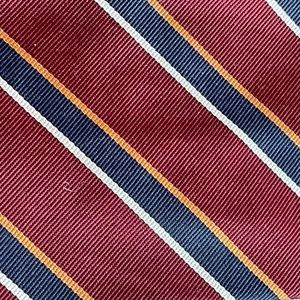 J. CREW - Rep Stripe Tie - 10% Off More Than 1 Tie